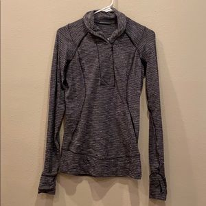 Lululemon Pullover with half zip